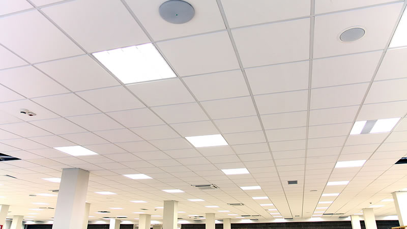 Commercial Ceiling Cleaning Company