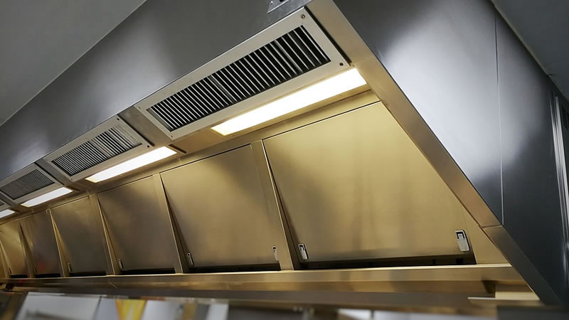 Restaurant and Commercial Kitchen HVAC Systems