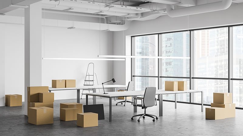 Office Setup and Take Down Services